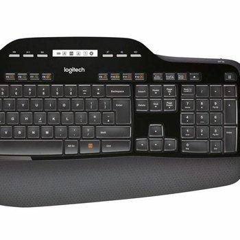 Logitech MK710 toetsenbord RF Wireless QWERTY US International Zwart