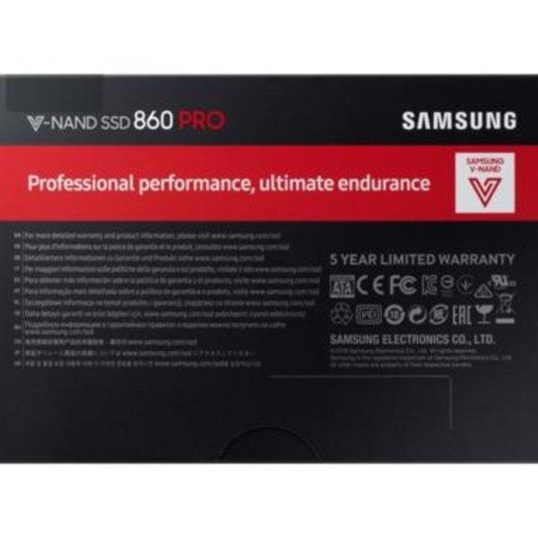 Samsung SSD  860 PRO series 256GB( 560MB/s Read 530MB/s )