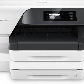 Hewlett Packard HP Officejet Pro 8218 inkjetprinter Kleur 2400 x 1200 DPI A4 Wi-Fi
