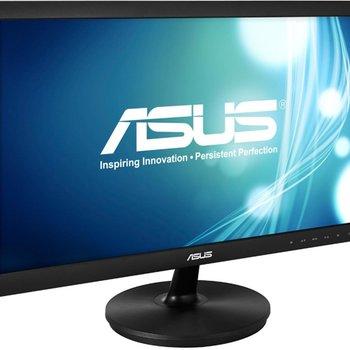 """Asus ASUS VS228NE LED display 54,6 cm (21.5"""") Full HD Zwart"""