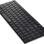 Rapoo 2.4GHz Ultra-slim Keyboard - black