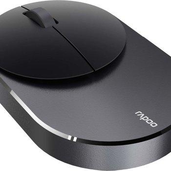 Rapoo Multi-mode mini mouse - black