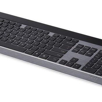 Rapoo E9270P toetsenbord RF Draadloos QWERTY Nederlands Zilver