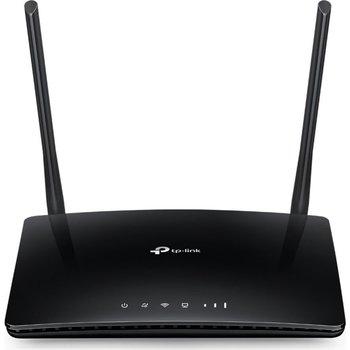 TP-Link TP-LINK Archer MR200 draadloze router Dual-band (2.4 GHz / 5 GHz) Fast Ethernet 3G 4G Zwart