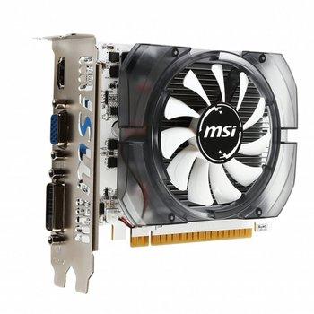 MSI N730K-2GD3/OCV1 GeForce GT 730 2 GB GDDR3