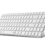 Rapoo 2.4GHz Ultra-slim Keyboard - white