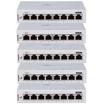 Ubiquiti Networks UniFi Switch8 Managed PoE (5-pack)
