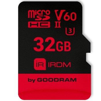 Goodram IRDM MicroCard 32GB SDHC UHS-II Klasse 10 flashgeheugen