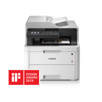 Brother MFC-L3710CW All-in-one draadloze kleurenledprinter
