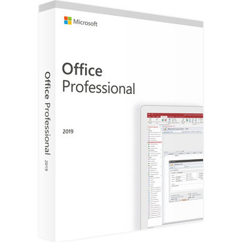 Microsoft Office Professional 2019 1-PC Digitale Download