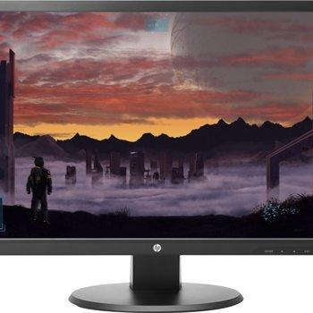 """Hewlett Packard HP X0J60AA LED display 61 cm (24"""") Full HD Flat Mat Black"""