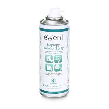 Ewent EW5613 computerreinigingskit Spray voor apparatuurreiniging LCD/LED/Plasma, LCD/TFT/Plasma, PC, Printers, Beeldschermen/Plastik 200 ml