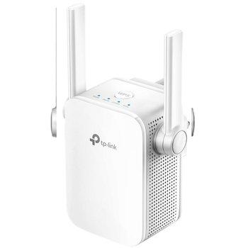 TP-Link TP-LINK RE305 netwerkextender Network transmitter Wit