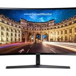 Samsung Mon  27Inch CURVED / HDMI / VESA  / BLACK