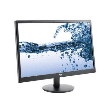 "AOC Value-line E2270SWHN LED display 54,6 cm (21.5"") Full HD Flat Mat Zwart"