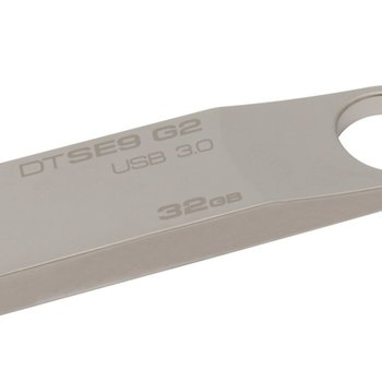 Kingston Technology DataTraveler SE9 G2 USB flash drive 32 GB USB Type-A 3.0 (3.1 Gen 1) Zilver