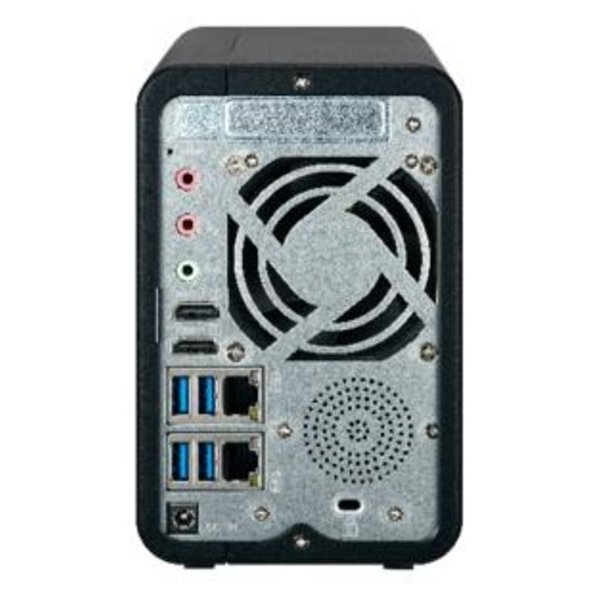 QNAP TS-253B-4G (4GB ram) 2-bay NAS