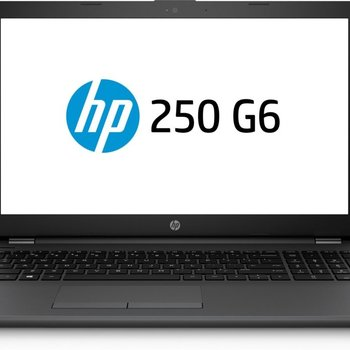 Hewlett Packard HP 250 G6 15.6 / N4000 / 4GB / 120GB SSD / W10