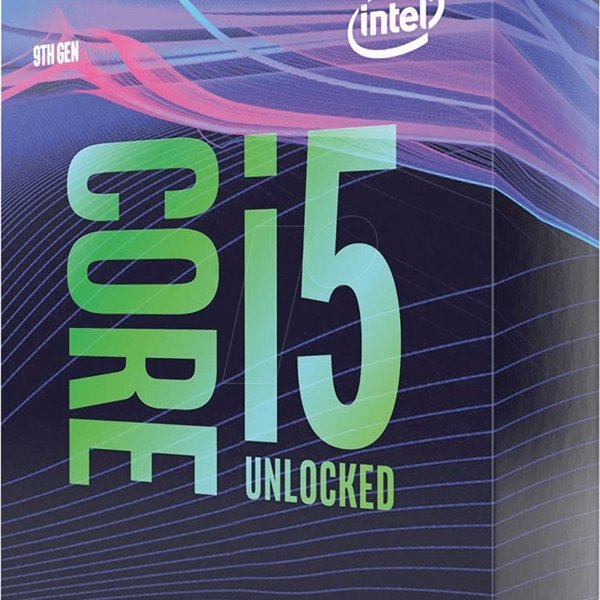 Intel CPU ® Core™ i5-9400F 9th / 2.9-4.1 Ghz/ 6Core/FCLGA1151