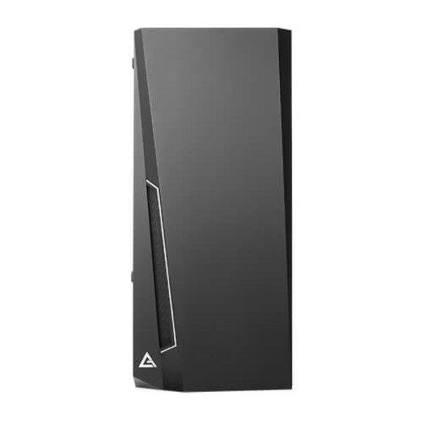 Antec Case  DA501 Black / ATX micro-ATX ITX / Window / RGB