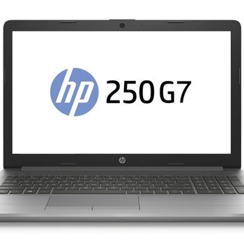 Hewlett Packard HP 250 G7 / 15.6 F-HD /  i5-8265U / 8GB / 256GB NVMe / W10