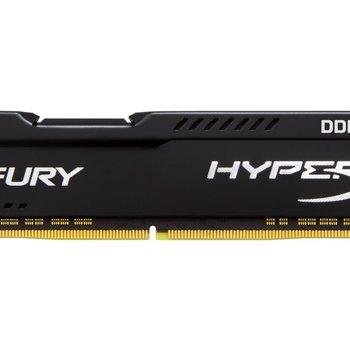 Kingston HyperX FURY Black 16GB DDR4 3200 MHz geheugenmodule