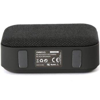 Platinet Omega OG58BB draagbare luidspreker 3 W Zwart