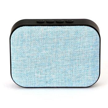 Platinet Omega OG58BL draagbare luidspreker 3 W Zwart, Blauw