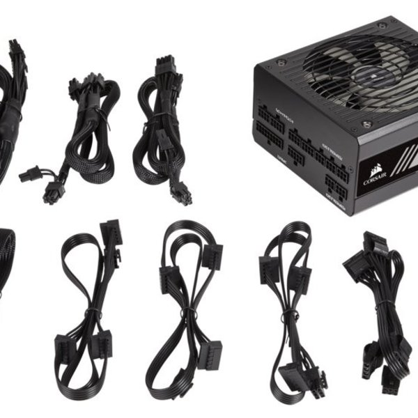 Corsair PSU  RM750x 750W 80Plus Gold Zwart