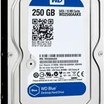 Western Digital HDD WD Blue 3.5inch / 250GB / 7200RPM