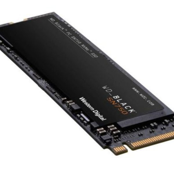 Western Digital SSD WD Black SN750 NVME m.2 500GB ( 3470MB/s read 2600MB/s)