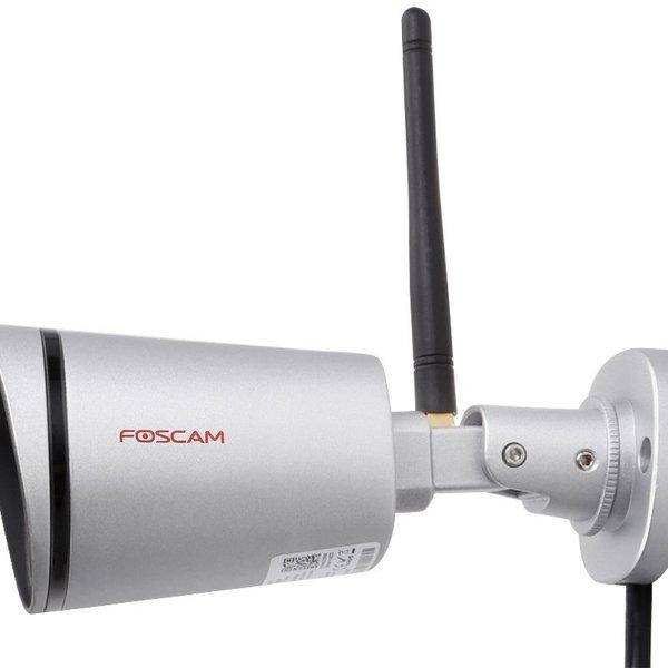 Foscam Weerbestendige Full HD P2P IP WLAN-camera/bew.sens.