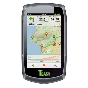 Teasi Teasi One (2) Bike & Hike GPS