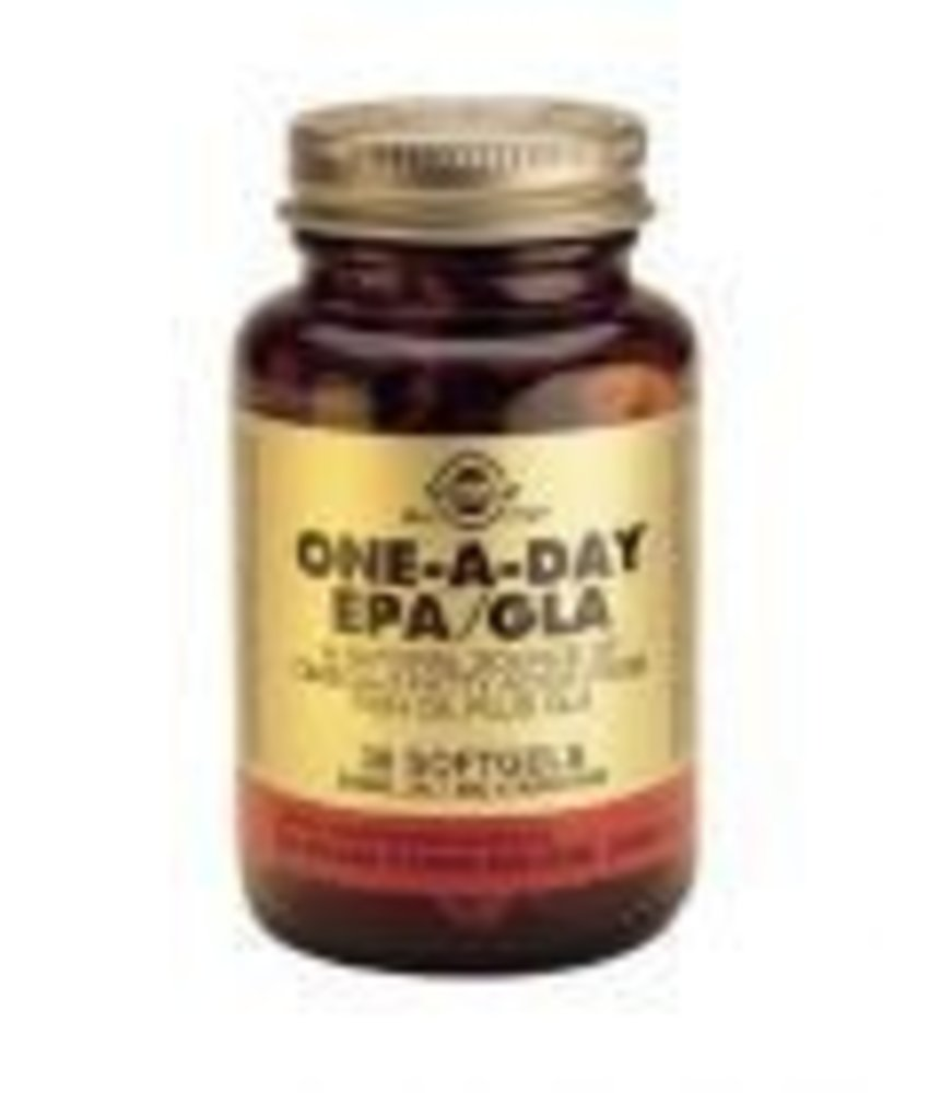 Solgar Solgar EPA/GLA One a Day softgels