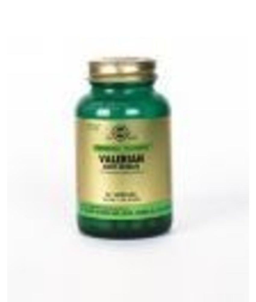 Solgar Solgar Valerian Root Extract plantaardige capsules