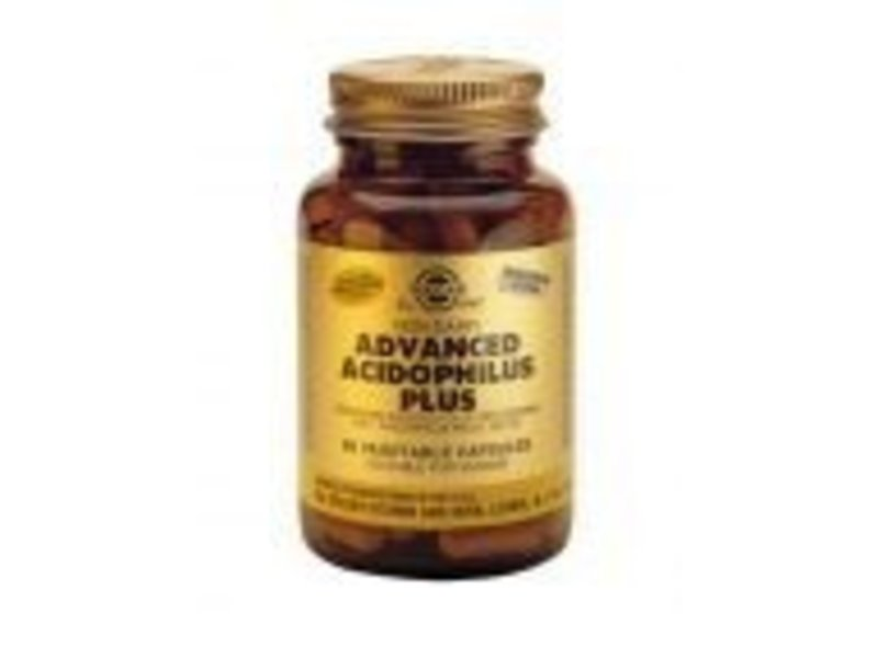 Solgar Solgar Advanced Acidophilus Plus plantaardige capsules