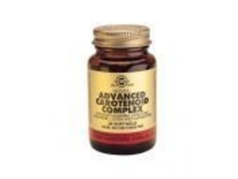 Solgar Solgar Advanced Carotenoid Complex softgels