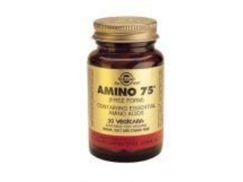 Solgar Solgar Amino 75 plantaardige capsules