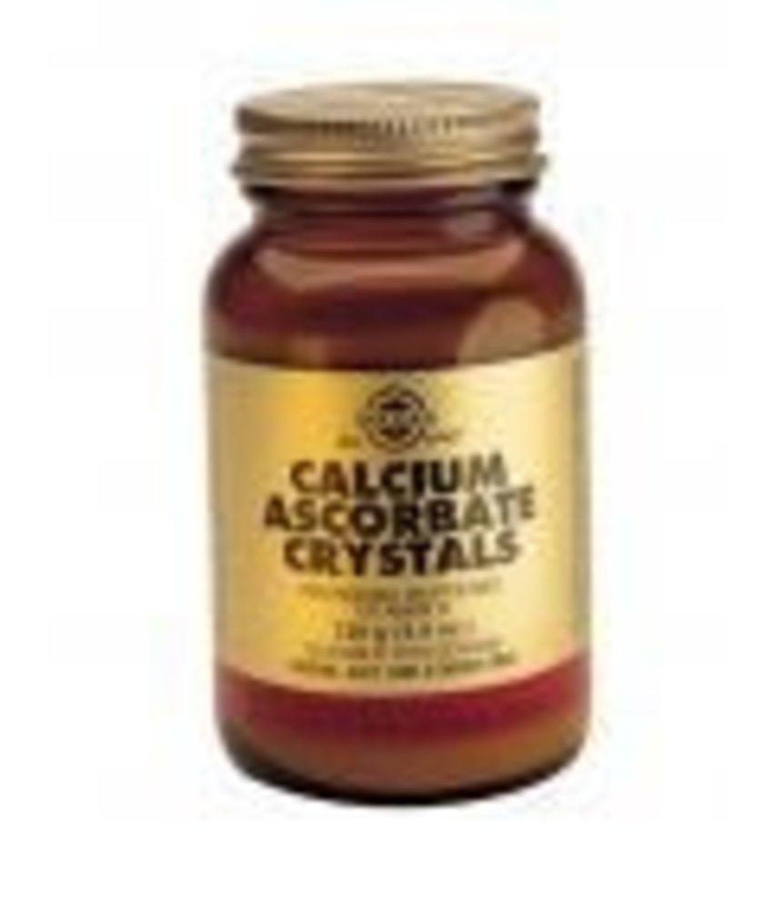 Solgar Solgar Calcium Ascorbate Niet-zuur tabletten