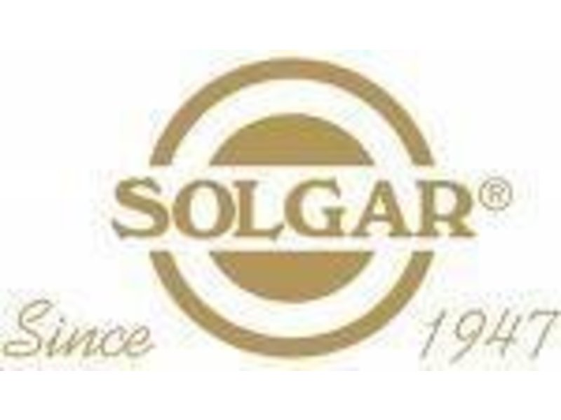 Solgar Solgar Chelated Iron tabletten