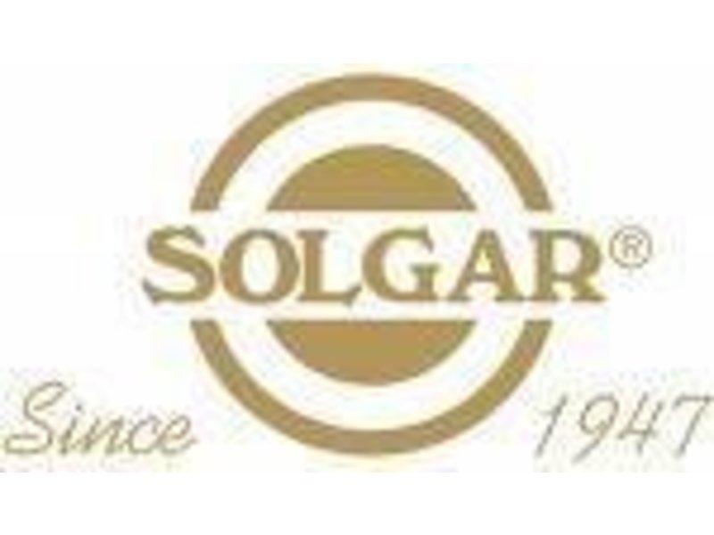 Solgar Solgar L-Tyrosine 500 mg plantaardige capsules