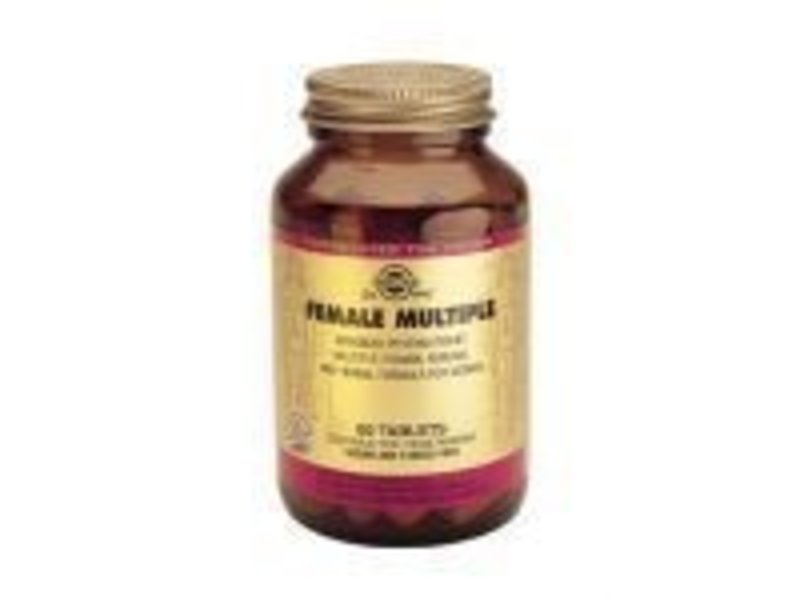 Solgar Solgar Female Multiple tabletten