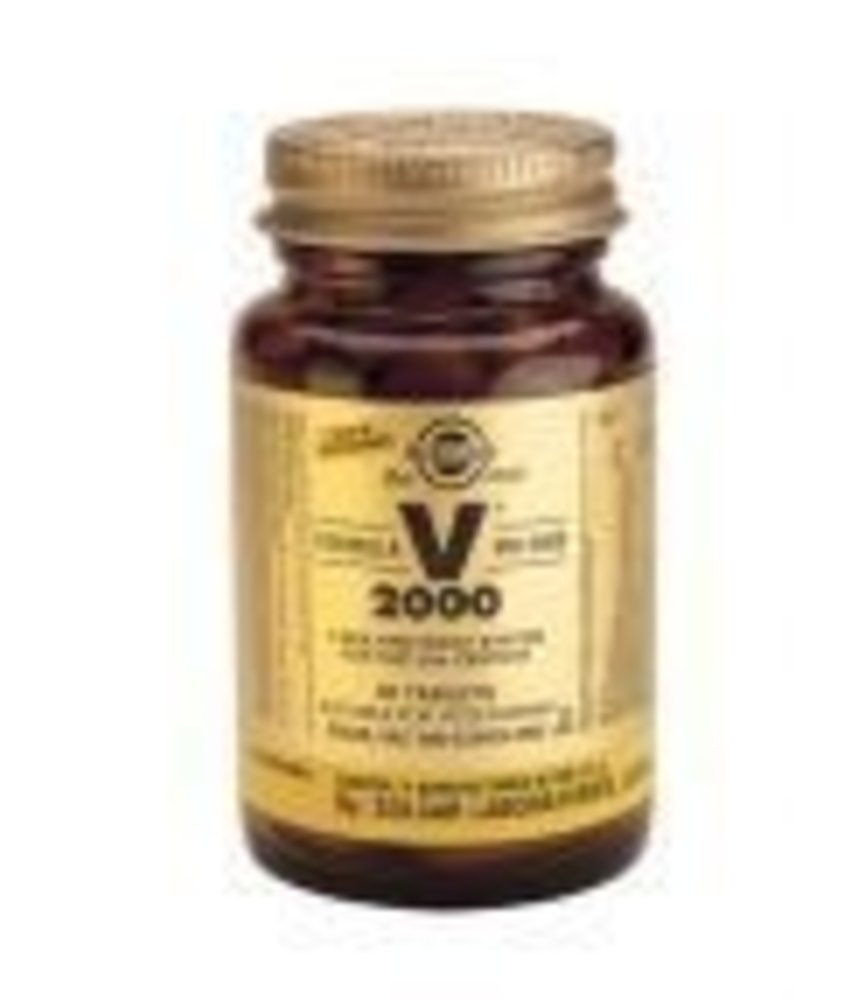 Solgar Solgar Formula VM-2000 tabletten