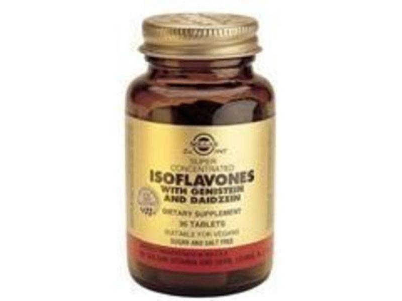 Solgar Solgar Super Concentrated Isoflavones tabletten