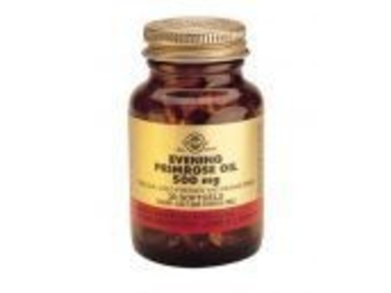 Solgar Solgar Evening Primrose Oil 500 mg Teunisbloemolie softgels