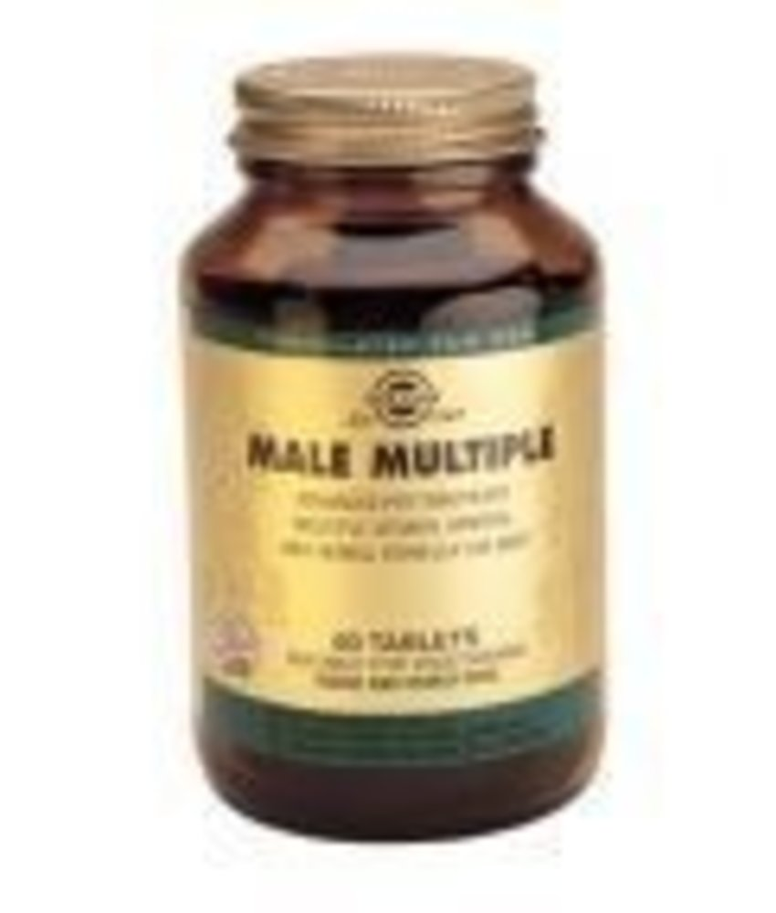 Solgar Solgar Male Multiple tabletten