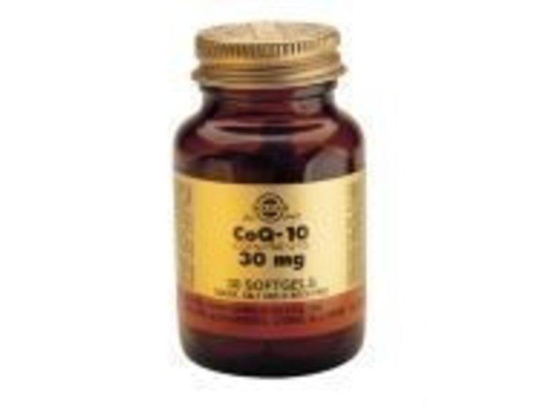 Solgar Solgar Co-Enzyme Q-10 30 mg softgels