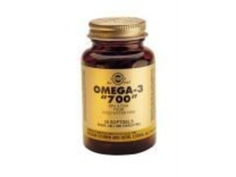 Solgar Solgar Omega-3 700 mg softgels