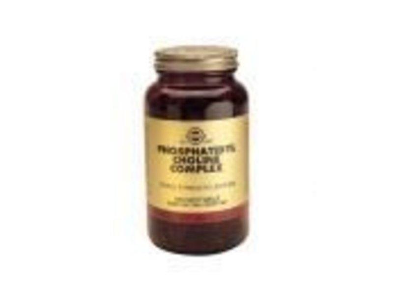 Solgar Solgar Phosphatidyl Choline 420 mg softgels