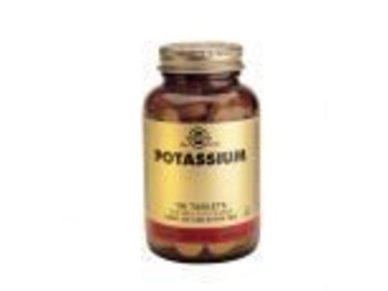 Solgar Solgar Potassium Kalium tabletten
